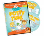 Two Little Hands~ Potty Time DVD & Music CD Product Review