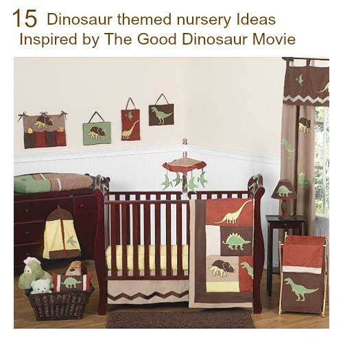 Good Picture Ideas: 15 Dinosaur Themed Nursery Ideas Inspired By The Good