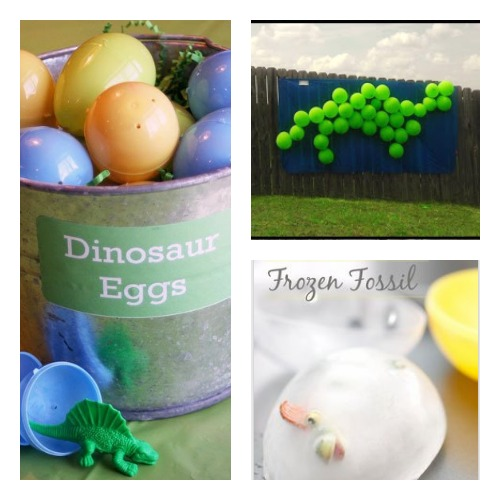 Dinosaur Activity Games