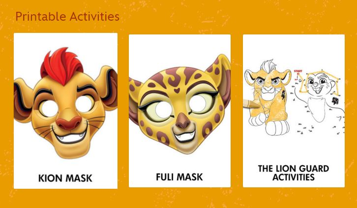 Stay Tune For The Lion Guard LionGuardEvent