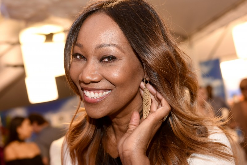 LOS ANGELES, CA - FEBRUARY 14: Singer Yolanda Adams attends the GRAMMY Gift Lounge during The 58th GRAMMY Awards at Staples Center on February 14, 2016 in Los Angeles, California. (Photo by Vivien Killilea/WireImage)