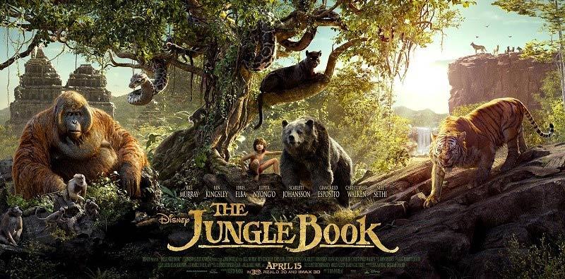 3 Lessons You'll Learn From Disney The Jungle Book