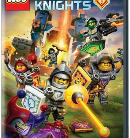 LEGO Nexo Knights – Season 1 on DVD July 26, 2016