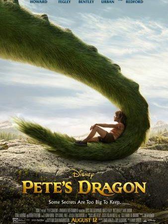 5 FUN FACTS FROM PETE'S DRAGON #PetesDragon