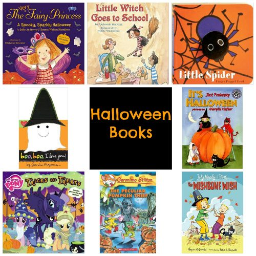 halloween is almost here and we have put together this list of kids halloween books for you enjoy tricks or treats with my little pony theres a little - Halloween Kids Books
