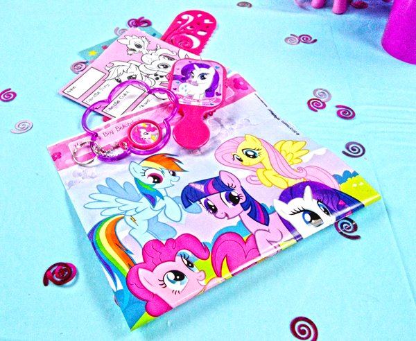 7 Quick and Easy My Little Pony Birthday Party Ideas tip number 6