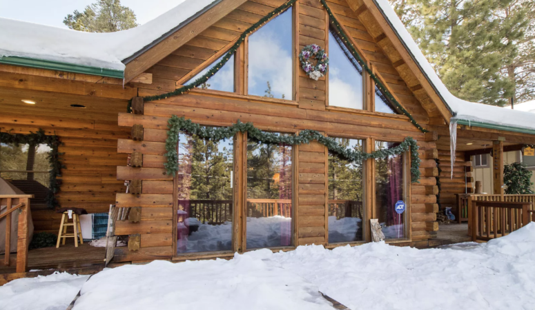The Vacation Rental Market is Hot in Big Bear Lake, CA, Here's Why You Should Buy Now
